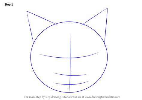 how to draw with doodle cat 1 learn how to draw a cat cats step by step drawing