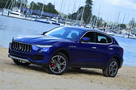 Maserati Photos by Maserati Levante Photos Photogallery With 86 Pics
