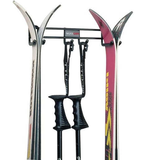 Wall Mount Ski Rack by Wall Mounted Ski Rack Organization Store
