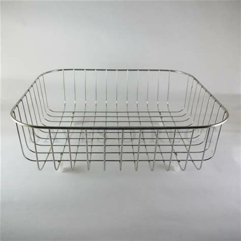 Sink Drainer Basket by Top Quality Stainless Kitchen Sink Basket Dish Washing Up