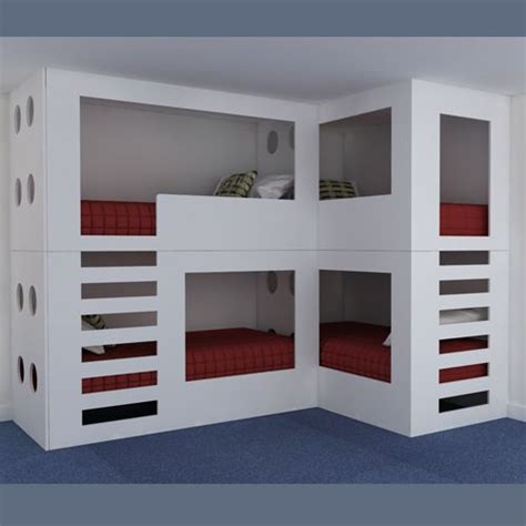 quadruple bunk beds folkestone quadruple bunk beds modern quad bunk beds
