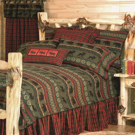 wooded river bedding mcwoods bedding set basic by wooded river