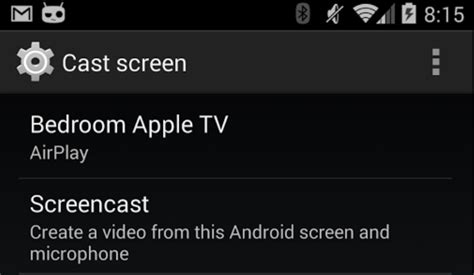 how to mirror android to apple tv new app enables airplay mirroring for android devices