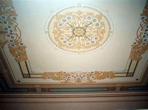 affreschi soffitto affresco soffitto liberty battaglini decorazioni