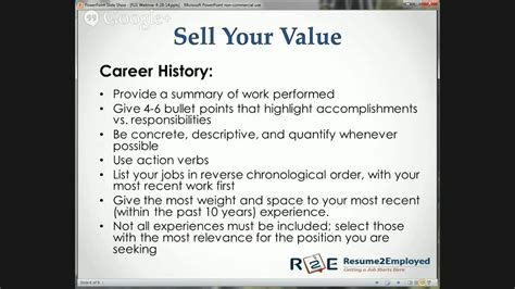 Resume And Linkedin Writing Services