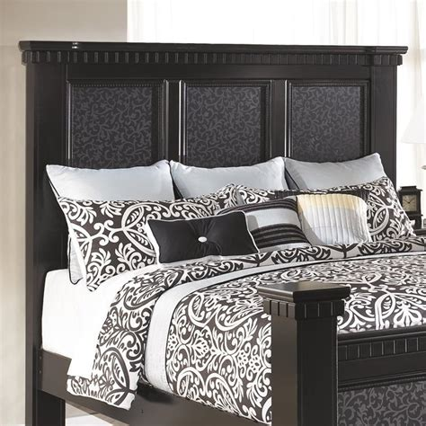 california king headboards only ashley cavallino king california king panel headboard in