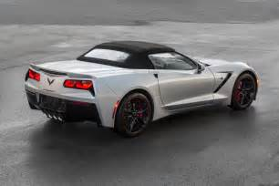 Chevrolet Stingray Corvette 2016 Chevrolet Corvette Gm Authority