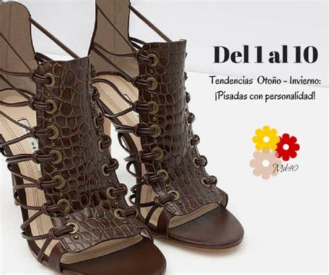 imagenes de zapatos invierno mujer despu 233 s de los 40 zapatos botas y botines oto 241 o