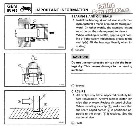 yamaha bw350 specs wiring diagrams wiring diagram