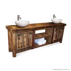rustic bathroom vanities bathroom a