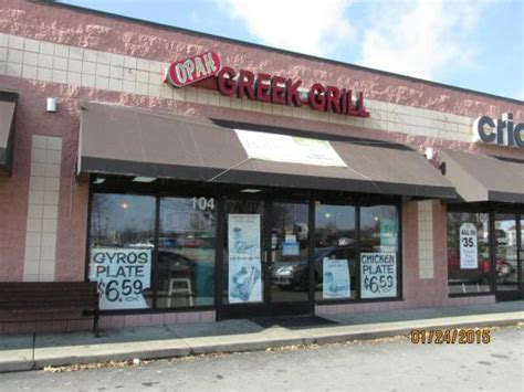 Opah Grill Murfreesboro by Mixed Grill Picture Of Opah Grill Murfreesboro