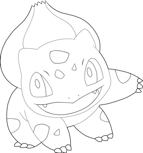 bulbasaur coloring pages coloring pages