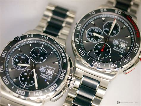 Tagheuer F1 Cal 16 on review formula 1 calibre 16 review the home of
