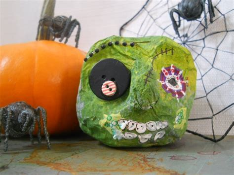 How To Make Paper Mache Monsters - 65 best images about lesson sculpture on