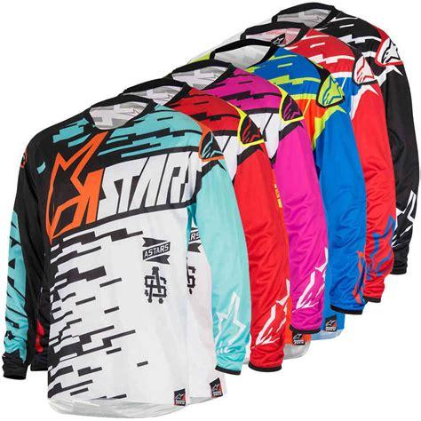 alpinestars motocross jersey zum vergr 246 223 ern klicken