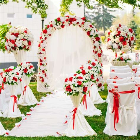 Flower Decoration In Marriage flower decoration of marriage