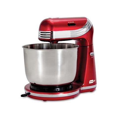 dash kitchen appliances dash go 6 speed everyday stand mixer 7968711 hsn