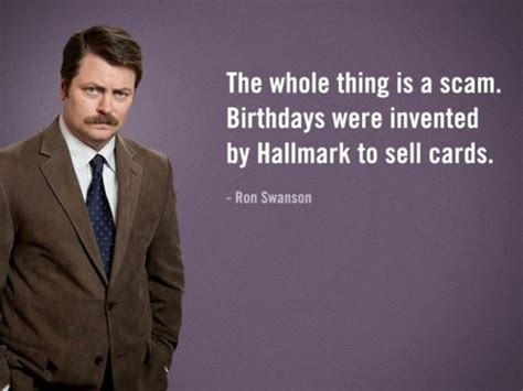 Parks And Rec Birthday Card Parks And Recreation Birthday Quotes Quotesgram