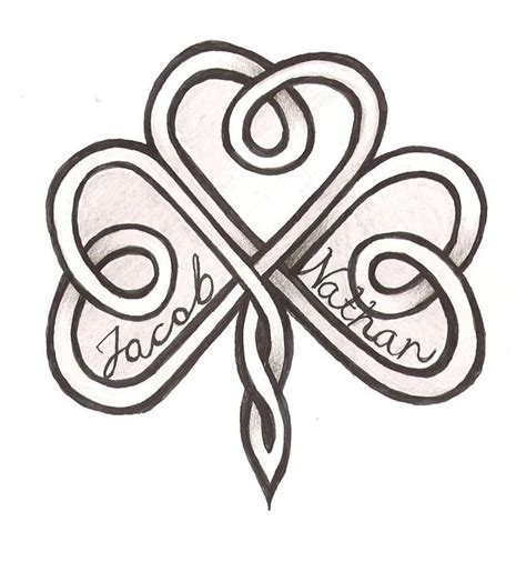 shamrock tattoo meaning shamrock tattoos designs ideas and meaning tattoos for you