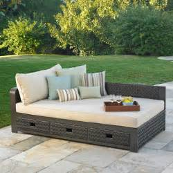 daybeds patio furniture home decor homes: click here for warehouse savings valid through