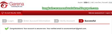 membuat akun pb garena indonesia buat akun pb garena indonesia cara verifikasi email pb