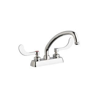 chicago faucets 1100 317abcp chrome commercial grade chicago faucets w4d l9e1 317abcp chrome commercial grade