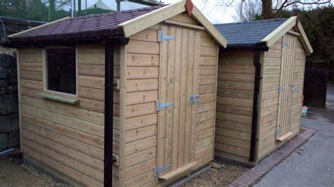 Guttering For Shed by Sheds Storage The Wooden Workshop Bton Tiverton