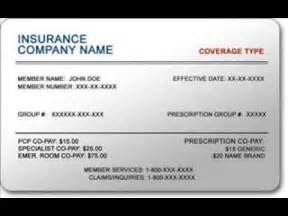 car insurance in new mexico proof of insurance templates template design