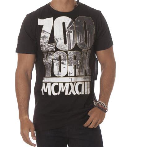 T Shirt Pria Zoo York zoo york t shirt mcmxcii bridge bk buy fillow
