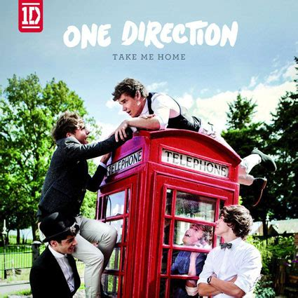 one direction s take me home album tracklisting revealed