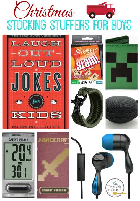 stocking stuffer 15 awesome stocking stuffers for boys the taylor house