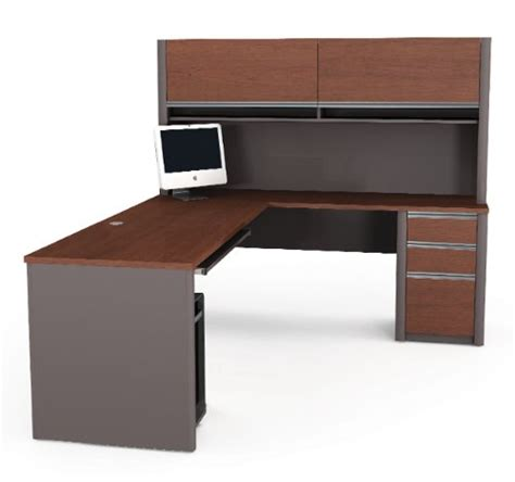 L Shaped Desk With Hutch August 2011 If Finding The Best Cheap L Shape Desk
