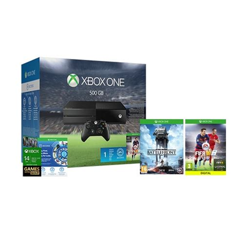 ebay xbox one console xbox one console with fifa 16 wars sealed ebay