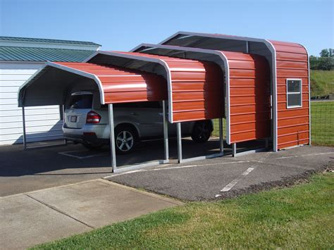 carports and garages in carolina multi station