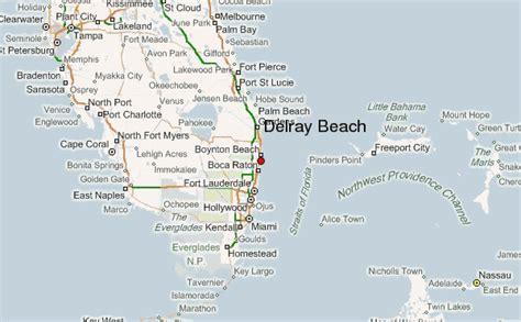 map of florida delray delray location guide