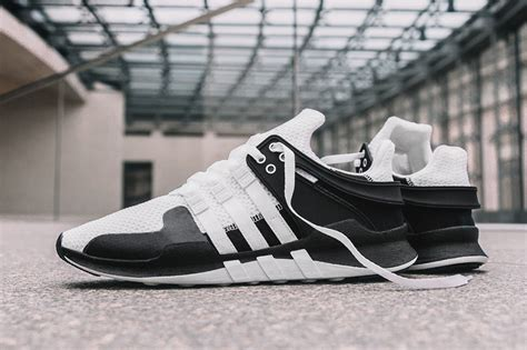 Adidas Eqt Support Adv 91 16 White Black adidas consortium equipment support adv 91 16 910 only 910 pairs worldwide where to buy