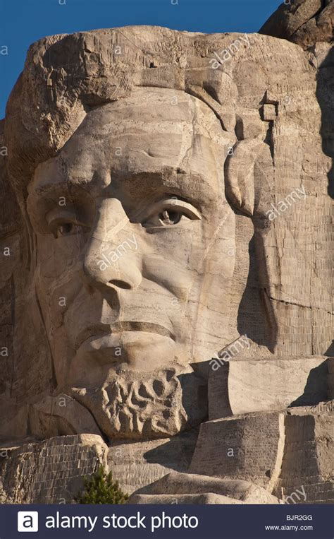abraham lincoln or south abraham lincoln mount rushmore national memorial south