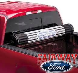 Truck Bed Covers Brands 15 Thru 17 F 150 Oem Genuine Ford Aluminum Rolling
