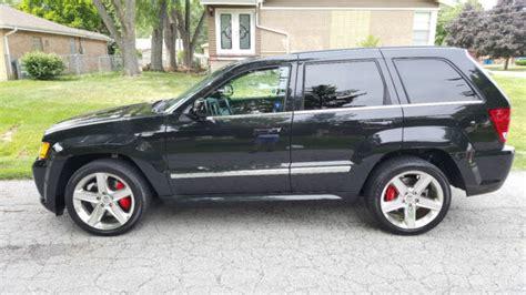 jeep srt8 for sale in illinois 1j4rr7gw6ac162659 jeep srt8