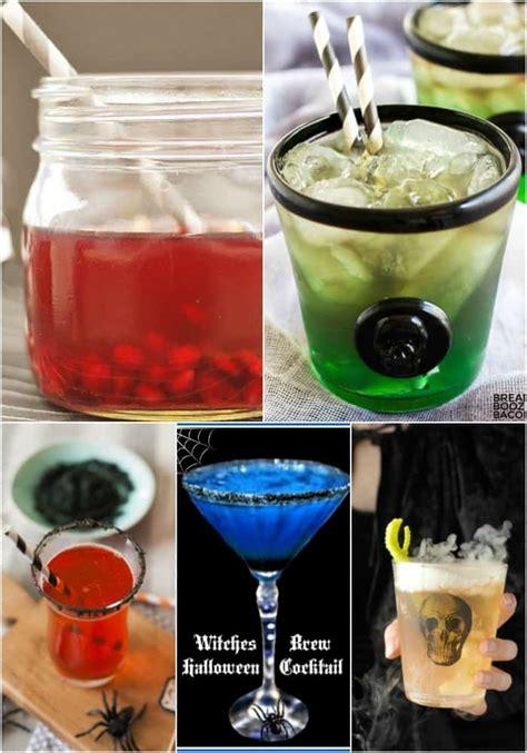 halloween themed cocktails 25 halloween cocktails real housemoms