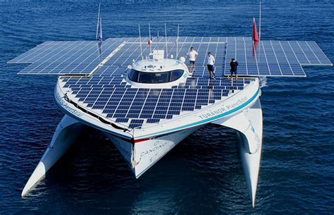 solar power ingenious solutions for boaters boats - Solar Powered Boat For Sale