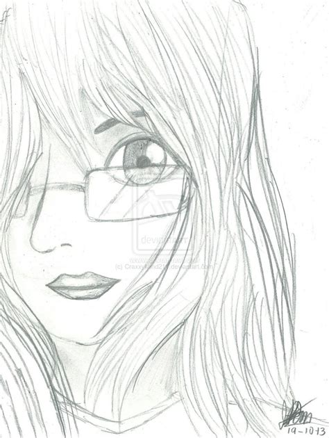 Drawing W Pencil by The Gallery For Gt Easy Anime Drawing