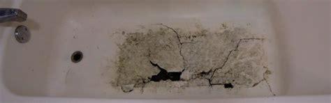 crack in bathtub liner bathtub repair tub refinishing bathtub liners