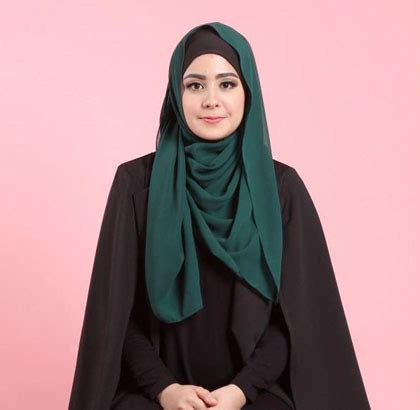 new tutorial hijab pashmina risty tagor hijab tutorial hijab layering simple ala risty tagor 5