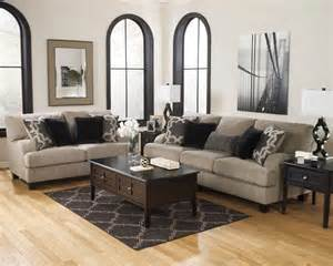 gray sofa and loveseat wynnmere isle platinum beige gray