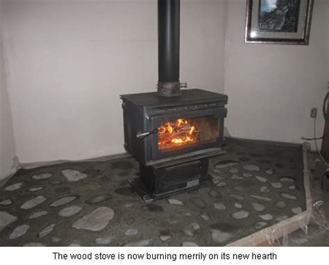 a home called new a celebration of hearth and history books we ve replaced the brick surround around our wood stove