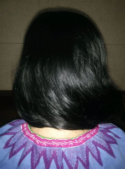 black with hair black hair