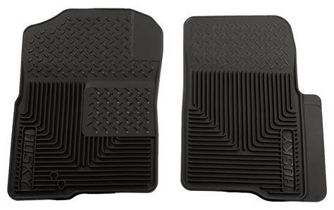 Lincoln Navigator Floor Mats by Husky Front Floor Mats For 2003 2014 Lincoln Navigator