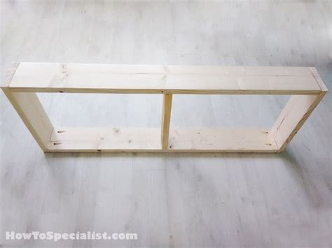 2x4 bench seat plans how to build a wooden bench howtospecialist how to