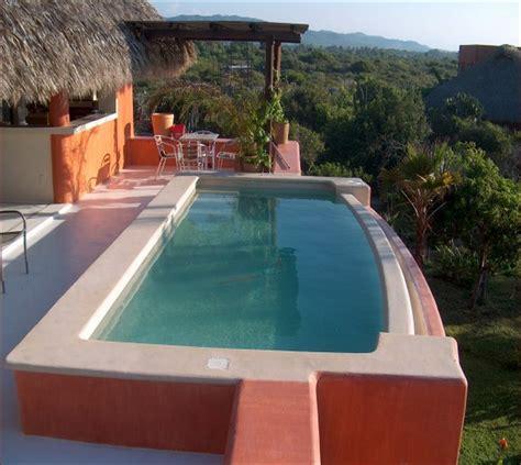Semi Inground Pools Pool  Home Design Ideas